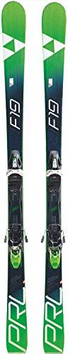 Fischer Herren Ski Alpinski PROGRESSOR F19 RT schwarz + RS 11 GW Bindung im Set, Größe:177