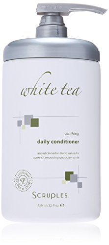 Scruples White Tea Soothing Daily Conditioner 32 Ounce by The Regatta Group DBA Beauty Depot