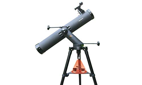Cassini C-SS80 800mm x 80mm Astronomical Reflector Telescope and Smartphone Photo Adapter