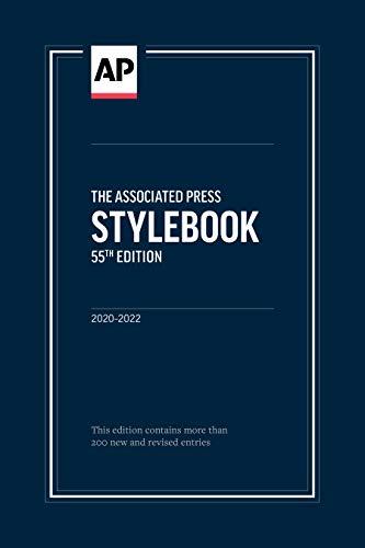 AP Stylebook: 55th Edition (English Edition)