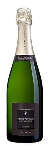 Cuvée MARIUS Brut Nature Champagne Yannick Prévoteau 1x0,75L