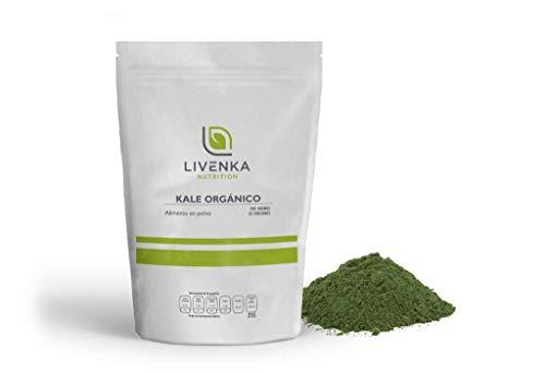 Kale orgánico Livenka Nutrition
