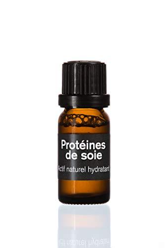 Proteína de seda, 10ml.Producto activo que da brillo, hidrata, alisa y moldea
