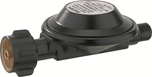 GOK Niederdruckregler für Gasgrill schwarz KLF x 1/4 50 mbar Basic