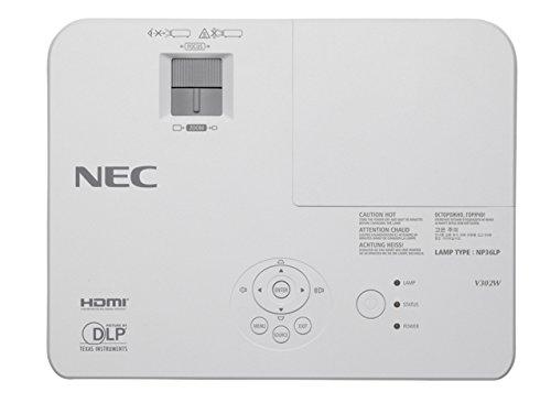 NEC 60003896 Projektor weiß