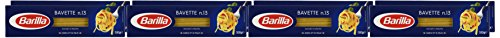 Barilla Hartweizen Pasta Bavette n. 13 – 8er Pack (8x500g) - 6