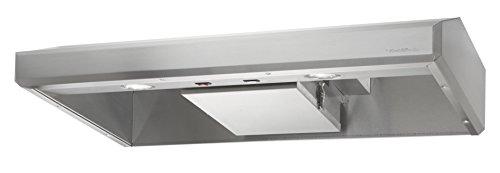 Vent-A-Hood SLH6-K30 SS K-Series Under Cabinet Range Hood, SS/30, Stainless Steel