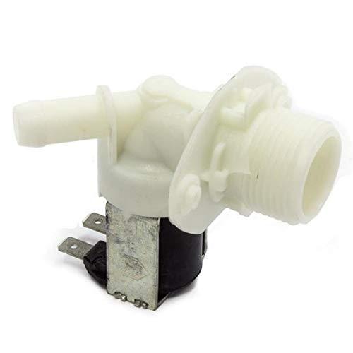 Zanussi 1170958209 - Electroválvula de 1 vía para lavavajillas Zanussi