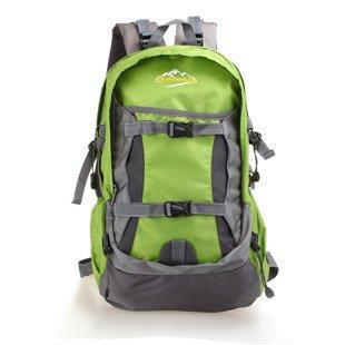 Nouvelle femelle ultra-léger sac à dos sac imperméable sport escalade sac à bandoulière sac , green