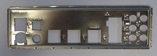 Gigabyte GA-P55A-UD3 Rev. 1.0 Blende - Slotblech - IO Shield #32187