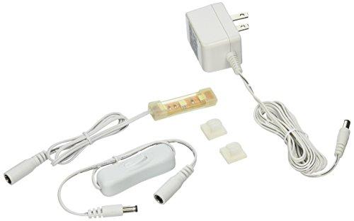 Ecolux Lighting Light 3 Led Bulbs Complete Kit