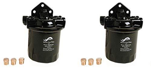 SeaSense Fuel Filter Water Separator (Pack of 2)
