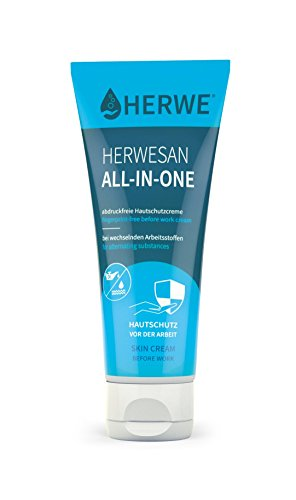 Herwe all in one Hautschutz 100 ml Tube