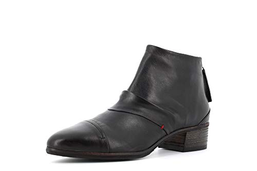 poesie veneziane scarpe POESIE VENEZIANE Scarpe Donna Stivaletti GBACT2429 Nero Taglia 40 Nero