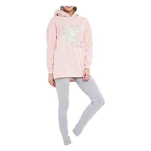 Bambi Mujer Pijama Largo