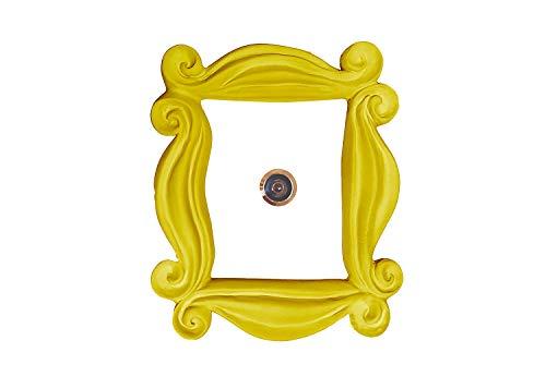 Marco para la mirilla de la puerta,como la que tenían en la serie Monica y Rachel. inspirado en FRIENDS