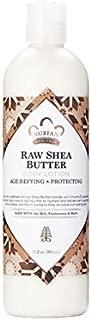 Nubian Heritage Lotion, Raw Shea and Myrrh, 13 Fluid Ounce