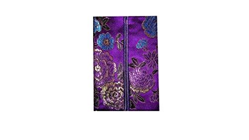 CHN Elements.home&kitchen, Trousse de toilette Femme Pourpre violet 13.5cm x 8cm