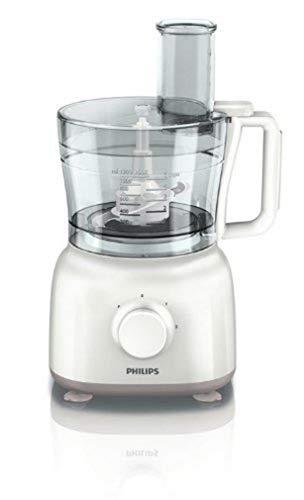 Philips HR7627/00 Robot da cucina Daily Collection, Multifunzione, 650 W, 6 accessori, 15 funzioni