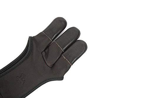 Bearpaw tiro mano Chuh Deer Skin Glove, large
