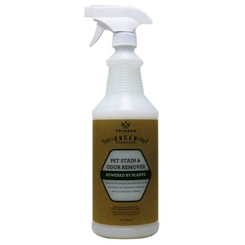 TriNova Natural Pet Stain and Odor Remover Eliminator