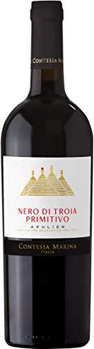Nero di Troia Primitivo Puglia IGT Contessa Marina trocken (1 x 0.75 L)