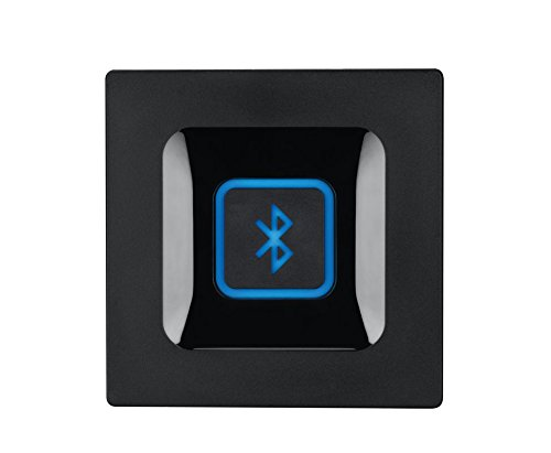 Logitech Wireless Bluetooth Audio Receiver, Bluetooth Adapter for...