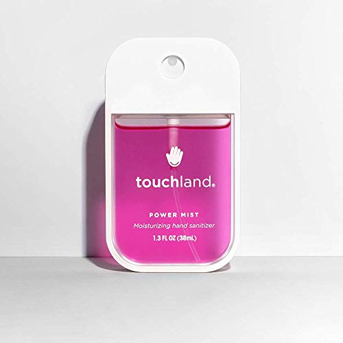 Touchland Power Mist Hydrating Hand Sanitizer Spray FOREST BERRY