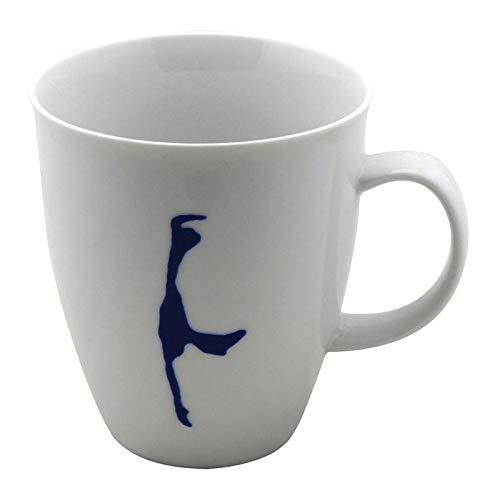 Cup und Mug Becher Nordisch Maritim Sylt 400ml