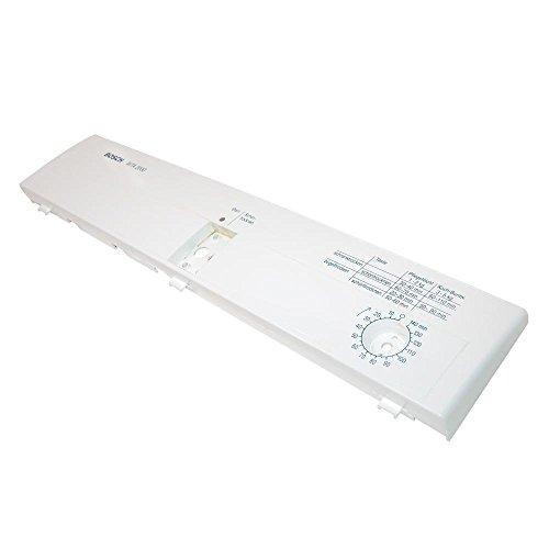 Frigidaire Gorenje Proline Smeg Cadre de panneau de commande de réfrigération Réfrigération Référence 613253