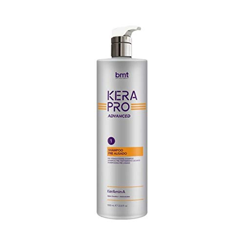Kerapro Advance Bmt Kerapro Advanced Shampoo Pre Alisado 1000 ml