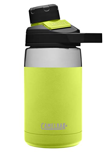 CAMELBAK Products LLC Unisex – Erwachsene Chute Mag Vacuum Trinkflasche, Lime, 400 ml