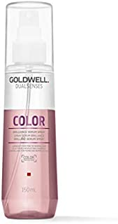 Goldwell Dualsenses Color Brilliance Serum Spray by Goldwell for Unisex - 5 oz Serum, 150 milliliters