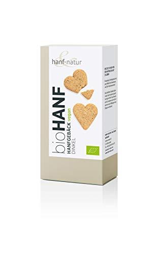 Hanf & Natur - Hanfgebäck Dinkel - Bio - 100 g