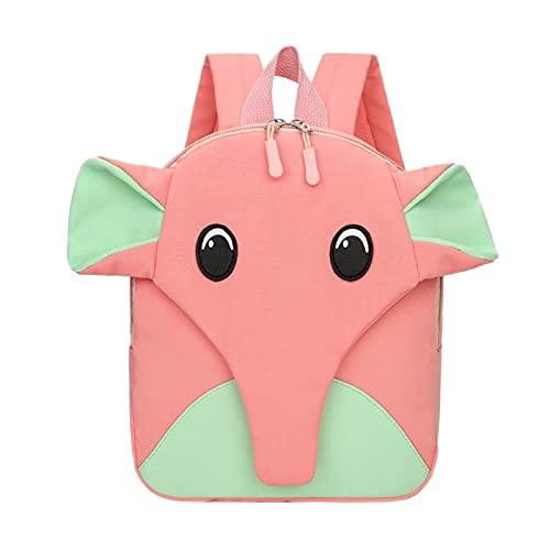 "Children's School Bag Kindergarten Cute Backpack Light Backpack(Pink, 9.84(L)x1.18(W)x9.84(H)"")"