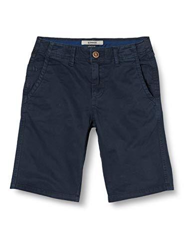Garcia Kids Jungen GS030106 Shorts, Blau (Dark Moon 292), (Herstellergröße: 176)
