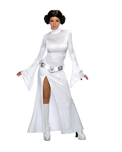 Horror-Shop Costume Leia Princesse XS