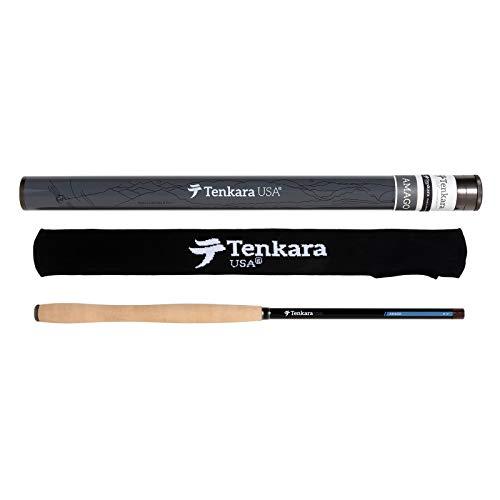 Tenkara USA Amago Tenkara Rute, 410 cm, Premium Carbonfaser