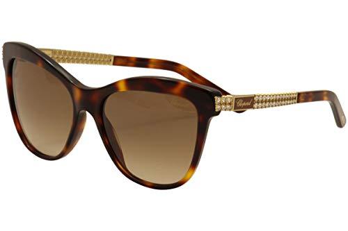 Chopard Gafas de Sol Mujer SCH-189S-0748 (Diametro 55 mm), Multicolor, Talla Unica Unisex-Adult