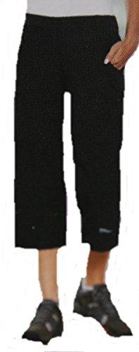 Crivit Sports Damen- Walkinghose (40/42) schwarz (36/38)