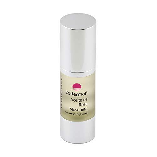 Aceite Rosa de Mosqueta 100% puro BIO y ECO, prensado en frío con dosificados aires. Producto Premium envasado en EU, primera prensada en frío, extra virgen