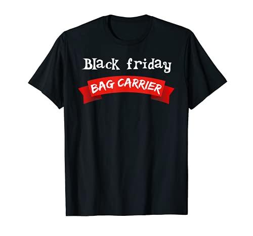 Black Friday - Bolsa para marido de compras para parejas Camiseta