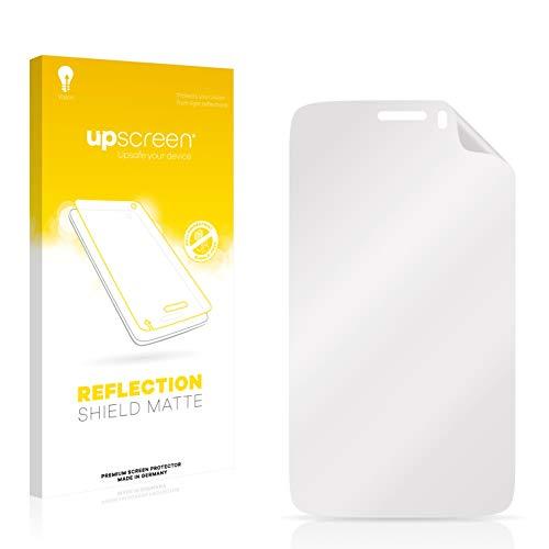 upscreen Entspiegelungs-Schutzfolie kompatibel mit Phicomm Clue C230 – Anti-Reflex Displayschutz-Folie Matt