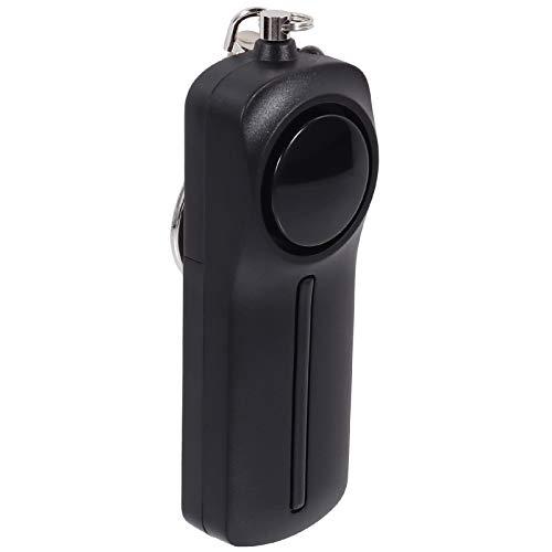 SOIMISS Alarma Personal de Sonido Seguro Llavero de Alarma Personal de Autodefensa con Luz LED para Mujeres Y Niñas ()