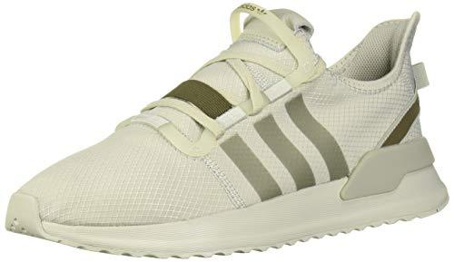 adidas Originals Men's U_Path Running Shoe, ash Silver/raw Khaki, 5.5 M US