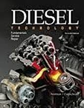 Diesel Technology: Fundamentals, Service, Repair 7th (seventh) edition by Andrew Norman (2006-01-01)