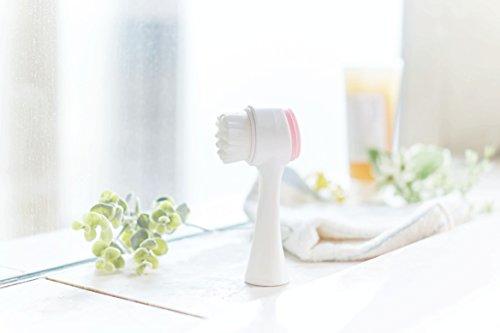 コジット透明肌ダブル洗顔ブラシ