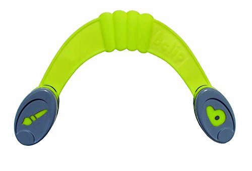 Baby-To-Love bclip Bavoir Lime Pencil