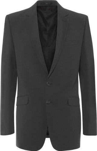 GREIFF Herren-Sakko Anzug-Jacke PREMIUM regular fit - Style 1116 - anthrazit - Größe: 106