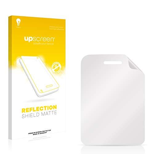 upscreen Entspiegelungs-Schutzfolie kompatibel mit Wiko Lubi 3 – Anti-Reflex Bildschirmschutz-Folie Matt